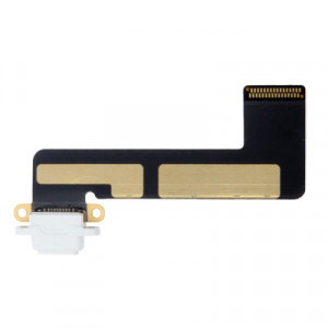 Version originale Dock Plug Flex Cable pour iPad mini (Blanc) SV0730692-20