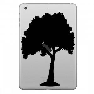 ENKAY Chapeau-Prince Tree Pattern amovible autocollant peau décorative pour iPad mini / 2/3/4 SE100H275-20
