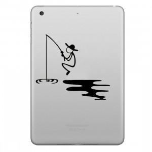 ENKAY Hat-Prince modèle de pêche amovible autocollant peau décorative pour iPad mini / 2/3/4 SE100M1053-20