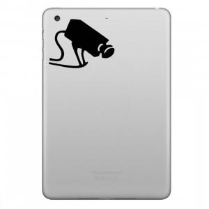 ENKAY Hat-Prince Camera Pattern amovible autocollant peau décorative pour iPad mini / 2/3/4 SE200J613-20