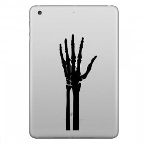 ENKAY Chapeau-Prince Paume Motif Déco Peau Autocollante Amovible pour iPad mini / 2/3/4 SE200K254-20