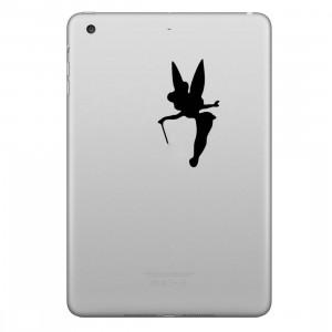 ENKAY Chapeau-Prince Chérubin Motif Déco Peau Autocollante Amovible pour iPad mini / 2/3/4 SE200U1755-20