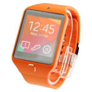 Faux mannequin non-travail original, modèle d'affichage pour la montre intelligente de Samsung Galaxy Gear 2 (orange) SF1003204-20