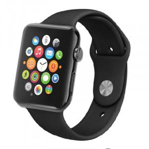 De haute qualité écran couleur non-travail faux mannequin, modèle d'affichage en plastique pour Apple Watch 42mm (noir) SD215B1333-20
