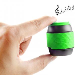 Haut-parleur stéréo Bluetooth portable mains libres et NFC (vert) SH202G1731-20
