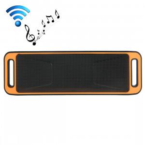 Haut-parleur portatif stéréo sans fil de musique de Bluetooth, soutien mains-libres réponse téléphone et radio de FM et carte de TF, pour l'iPhone, la galaxie, Sony, Lenovo, HTC, Huawei, Google, LG, Xiaomi, autres SH000E1216-20