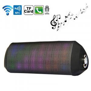 Haut-parleur Bluetooth YM-339, avec voyants LED pour téléphone portable / tablette Bluetooth, carte de support TF, puissance de l'amplificateur: 2 x 5W SH33301823-20