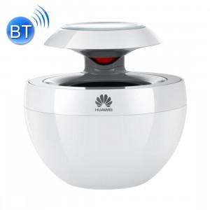 Mini haut-parleur Bluetooth sans fil Huawei AM08 Swan, prise en charge mains libres (blanc) SH312W1820-20