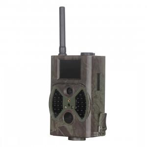 HC300M 2,0 pouces LCD 12MP étanche IP54 IR Night Vision sécurité chasse Chasse Trail caméra avec fonction MMS SH01061781-20