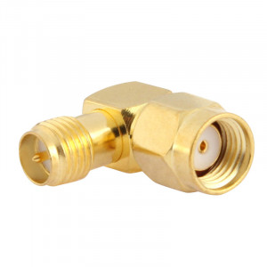Plaqué or RP-SMA mâle à adaptateur RP-SMA femelle SG0025948-20