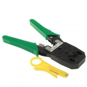 Outils de sertissage RJ45-RJ12-RJ11 (vert) SR07321841-20