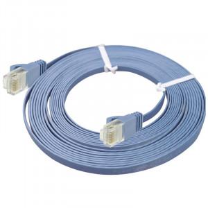 Câble LAN réseau Ethernet plat CAT6 extra-plat, longueur: 50 m (bleu) SC739D1859-20