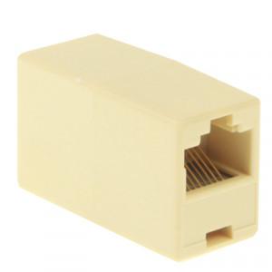 Connecteur d'adaptateur d'extension LAN RJ45 Network Changer SR07411892-20