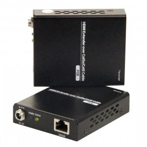 HLHC050G1 HDMI Extender Over CAT5e / 6, Extender avec IR à distance, Plage de transmission: 50m SH0764646-20
