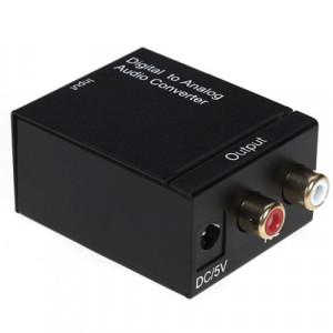 Convertisseur audio numérique vers analogique (noir) SD0814446-20