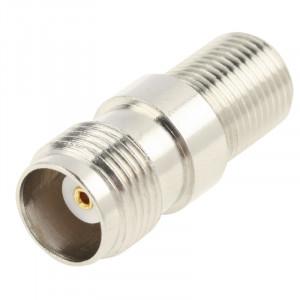 F Femelle à TNC Femelle Connecteur (Argent) SF0884501-20