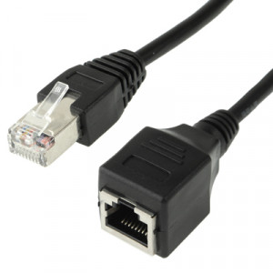Câble d'extension réseau RJ45 femelle vers mâle Cat, longueur: 1,5 m SR1048774-20