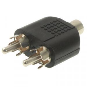 RCA Femelle à 2 Adaptateur Mâle RCA SR12061656-20