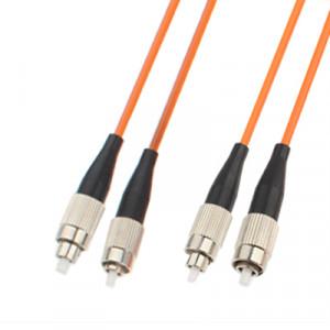 Cavalier de fibre optique multi-mode à double cœur FC-FC SH1403390-20