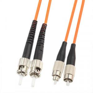 Cavalier de fibre optique multi-mode à deux cœurs FC-ST, longueur: 3 m SH1416263-20