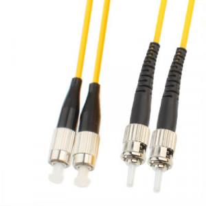 Cavalier à fibre optique monomode à double noyau FC-ST, longueur: 3 m SH1417173-20