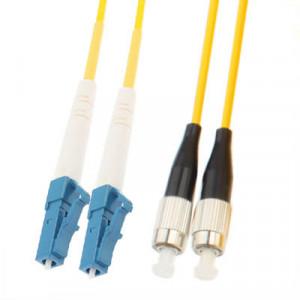 Cavalier à fibre optique monomode LC-FC Dual-Core, longueur: 3 m SH14181256-20