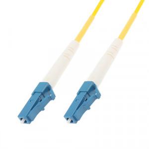 Cavalier à fibre optique monomode monocœur LC-LC, longueur: 10 m SH1449955-20