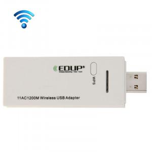 Adaptateur sans fil USB 3.0 Wifi Dual band EDUP AC-1601 802.11AC 1200M SE1534595-20