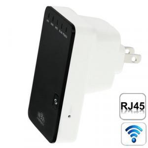 US Plug 300Mbps Wireless-N Mini Routeur, Support AP / Client / Routeur / Pont / Répéteur Modes de Fonctionnement, Sign Aléatoire Livraison SU17171252-20
