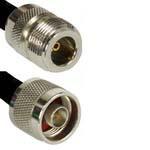 Câble d'extension WiFi N femelle vers N mâle, longueur de câble: 10M SN821A1449-20