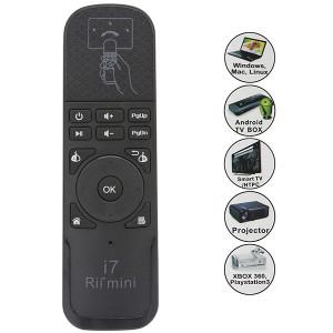 Rii i7 Mini clavier sans fil Air Mouse à distance pour HTPC / Android TV Box / Xbox360 SR2204789-20