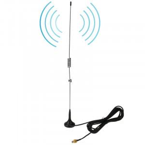 NAGOYA UT-106UV SMA Femelle Double Bande Magnétique Antenne Mobile pour Talkie Walkie, Antenne Longueur: 37cm SN52051954-20