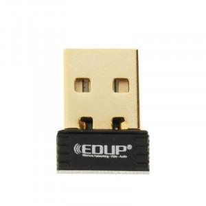 EDUP EP-8553 MTK7601 Chipset 150Mbps WiFi USB réseau 802.11n / g / b Adaptateur LAN SE6660952-20