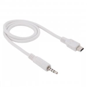 Câble audio mâle mâle vers mini USB mâle de 3,5 mm, longueur: environ 50 cm S37308192-20