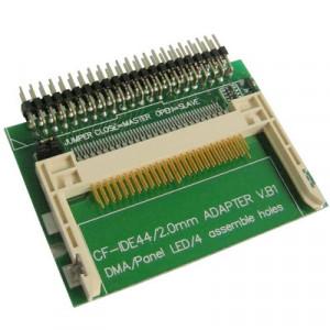 Adaptateur mâle CF à 2,5 pouces IDE 44 broches (vert) SA30091288-20