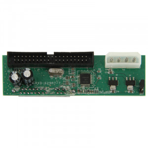 Convertisseur d'adaptateur de disque dur PATA vers SATA vers Serial ATA (vert) SC30141818-20