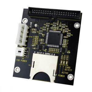SD / SDHC / MMC à 3,5 pouces 40 broches carte adaptateur mâle IDE (noir) SS302947-20