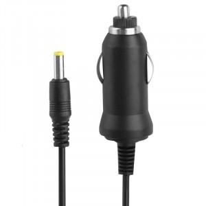 Chargeur Voiture DC 12V pour Lecteur DVD Portable, Astuce: 4.0 x 1.7mm (Noir) SH1018964-20