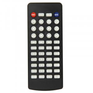 Télécommande universelle pour lecteur DVD portable (utilisation dans S-PD-1023, S-PD-1040, S-PD-1041) (noir) SH9004435-20