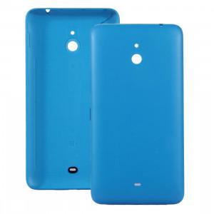 iPartsAcheter pour Nokia Lumia 1320 couvercle de la batterie de logement d'origine + bouton latéral (bleu) SI05LL151-20