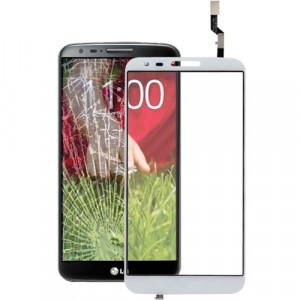 Pièce de numériseur d'écran tactile pour LG G2 / D802 / D805 (blanc) SP130W958-20