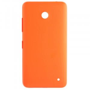 iPartsAcheter Couverture Arrière d'origine pour Nokia Lumia 630 (Orange) SI239E430-20
