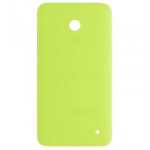 iPartsBuy couverture arrière d'origine pour Nokia Lumia 630 (vert fluorescent) SI39FG1944-20