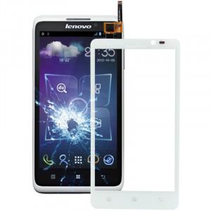 Pièce de numériseur d'écran tactile pour Lenovo S890 (blanc) ST02941024-20