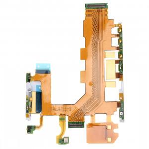 iPartsBuy Carte mère (Power & Volume & Mic) Câble Flex pour la version Sony Xperia Z2 3G SI04601958-20
