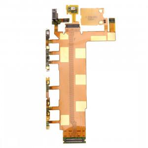 iPartsBuy Carte mère (Power & Volume & Mic) Câble Flex pour Sony Xperia Z3 3G SI04641358-20