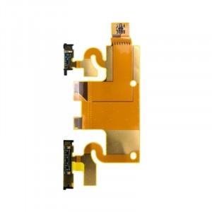 Câble Flex de port de chargement magnétique iPartsBuy pour Sony Xperia Z1 / L39H / C6903 SC04921626-20