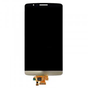 Original écran LCD + écran tactile numériseur Assemblée pour LG G3 / D850 / D851 / D855 (or) SO05191224-20