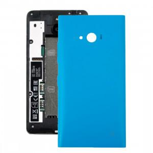 iPartsAcheter pour Nokia Lumia 735 remplacement de la couverture arrière de la batterie (bleu) SI550L1636-20