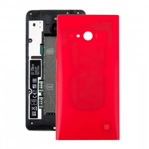 iPartsAcheter pour Nokia Lumia 735 remplacement de la couverture arrière de la batterie (rouge) SI550R520-20